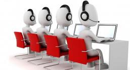 Muncitori in telecomunicatii