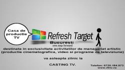 Refresh Target