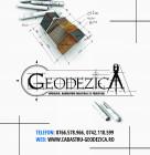 Geodezica | Geodezica